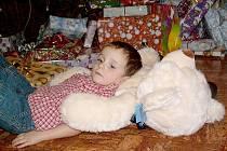 Vánoce patří hlavně těm nejmenším z nás.