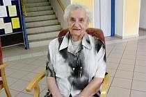 Anna Švestková letos v Domově v Zahradách ve Zdicích oslaví 105. narozeniny. Narodila se v Točníku a přátelila se s T.G. Masarykem.