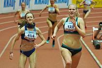 Republikové mistrovství ozdobily atletky medailemi.