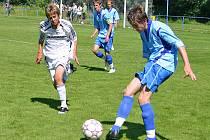 Liga žáků: Hořovice - Motorlet 2:1