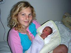Datum 15. listopadu 2014 má v rodném listě zapsané Eliška Dubská, prvorozená dcerka manželů Pavlíny a Tomáše. Eliška vážila po porodu 2,76 kg. Novopečení rodiče si svoji princeznu odvezou z hořovické porodnice domů do Pavlíkova.