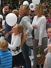 Děti ze školní družiny při Základní škole Beroun Závodí se podílely na vzniku knihy Můj atlas Česka.