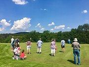 Beroun Golf Club uspořádal den otevřených dveří.