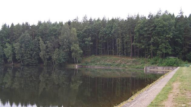 Záskalská přehrada