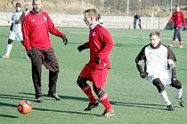 Spartak Příbram - Hořovicko 0:1.