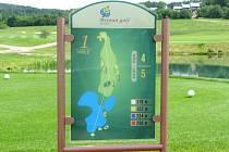 Nový Golf Resort v Berouně