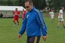 Kandidát do VV OFS Beroun Jaromír Frühling.