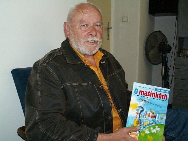 Berounský spisovatel Jiří Kahoun