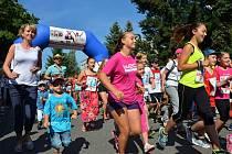 Loni se na start hlavního závodu na 25 kilometrů postavilo celkem 192 běžců.
