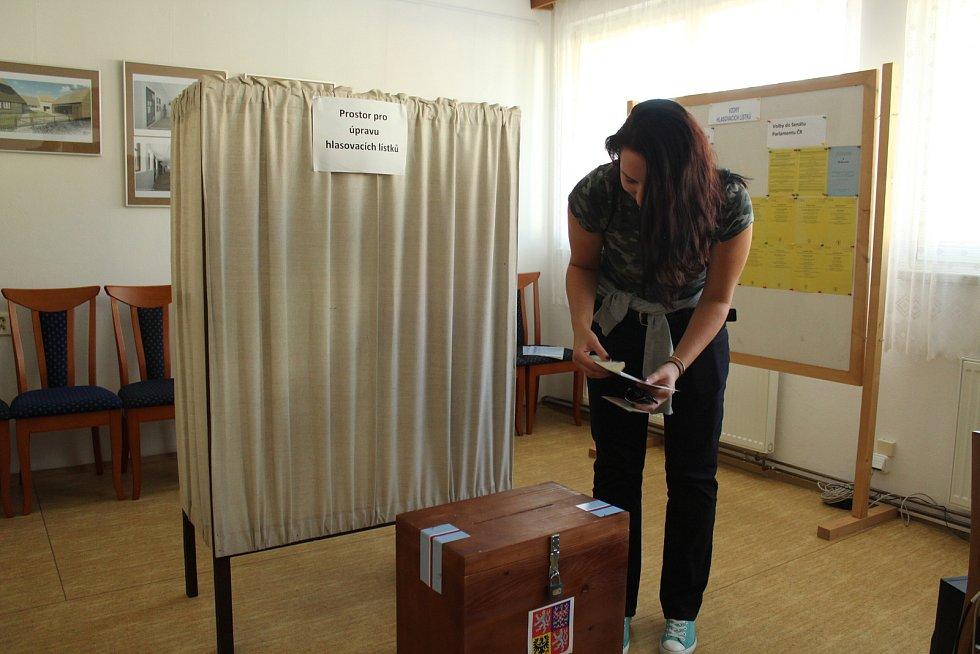 V Kublově volili mimo zastupitelů také senátora, nicméně ne za berounský okrsek, ale za rokycanský.
