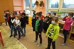 Den poezie ve školní družině.