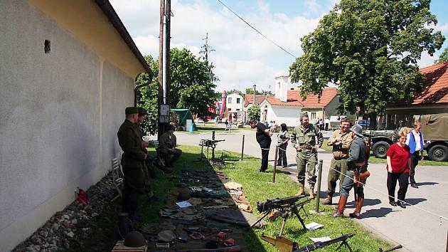 Army muzeum Zdice v Letech