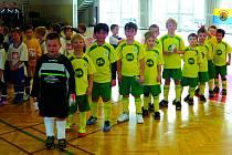 Fotbal: Minipřípravka 2006 FK Hořovicko