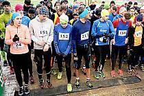 Start hlavního závodu v Litni.