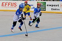 Do hokejbalových soutěží zasáhli Kelti na všech frontách.