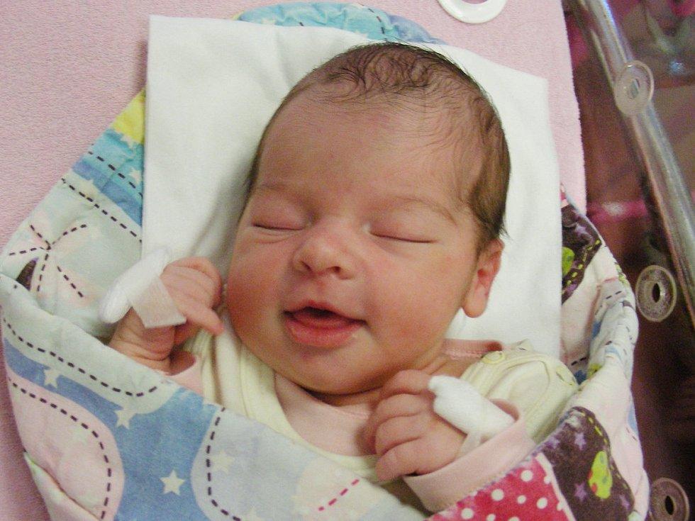 Veronice Červené se 16. listopadu 2019 narodila dcerka Ema s váhou 3,777 kg. Maminka si dcerku odvezla domů do Černošic.