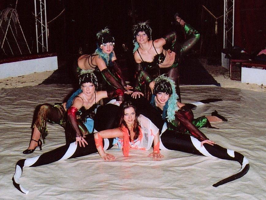 Cirkus Jo-Joo, představení nazvané Chobotnice