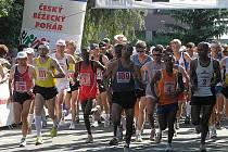 28. ročník Žebrácké pětadvacítky přilákal téměř sto sedmdesát běžců.