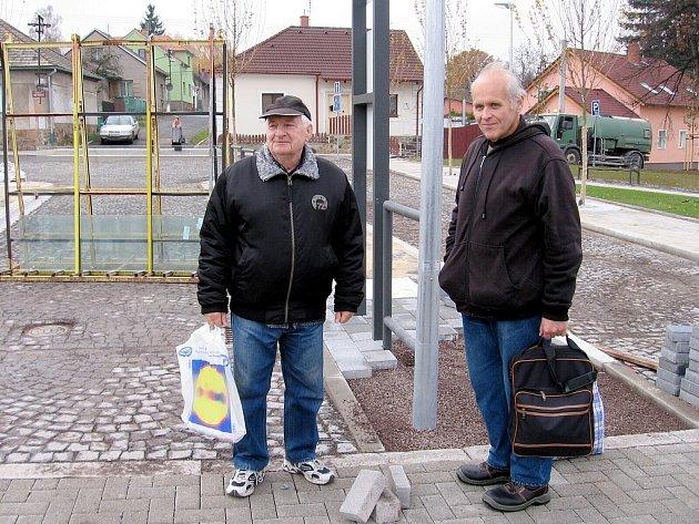 Autobusové nádraží Hořovice