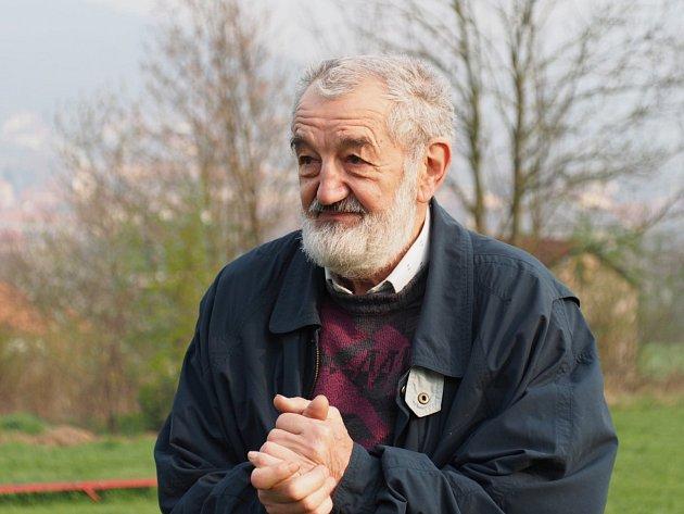 Kynolog Miroslav Melichar.