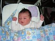 Datum 28. října 2018 má v rodném listě zapsané Ella, prvorozená dcerka Jitky Kunclové a Zdeňka Štuksy. Ellinku si rodiče odvezli domů do Žebráku.