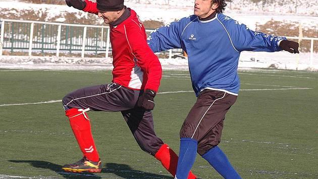 Fotbalisté Hořovicka porazili v přípravě Bezděkov 3:0