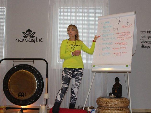 Meditační seminář nabil účastníky pozitivní energií.