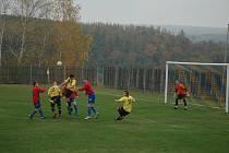 Před týdnem skončilo utkání ve Bzové bez branek.