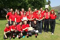 Z činnosti Sboru dobrovolných hasičů v Tlustici, který byl založen 1. května 1907.