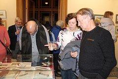 Výstava představuje litografie grafika a ilustrátora Jiřího Boudy, syna akademického malíře Cyrila Boudy.
