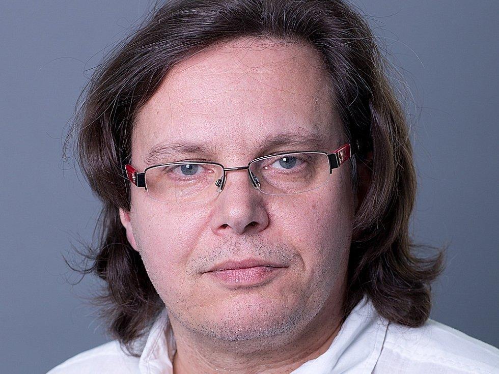Ředitel Nemocnice Hořovice Michal Průša