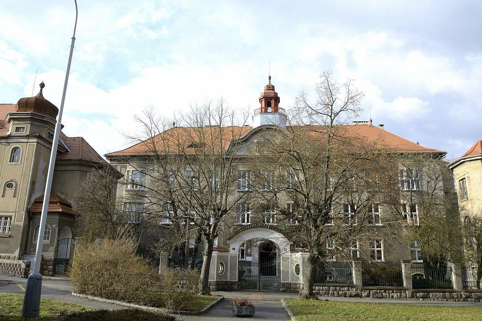 ZŠ Wagnerovo náměstí v Berouně.