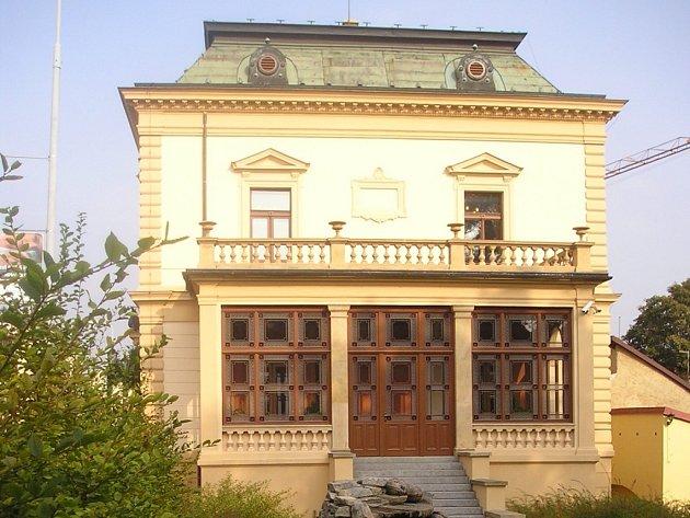 Duslova vila