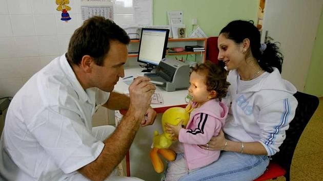 S nemocnými dětmi již nemusíme do Prahy