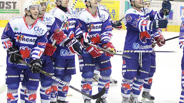 Po vítězství v Mostě berounští hokejisté zvládli i klíčové utkání s Havířovem.