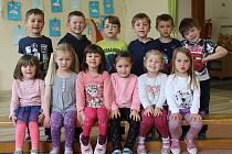 Mateřská škola ve Svinařích: třída Žabky.