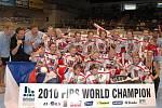 České reprezentankty ve finále mistrovství světa v Berouně porazily Kanadu 3:1