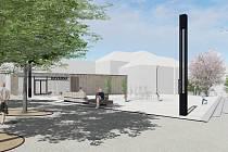 Vizualizace Wagnerova náměstí.