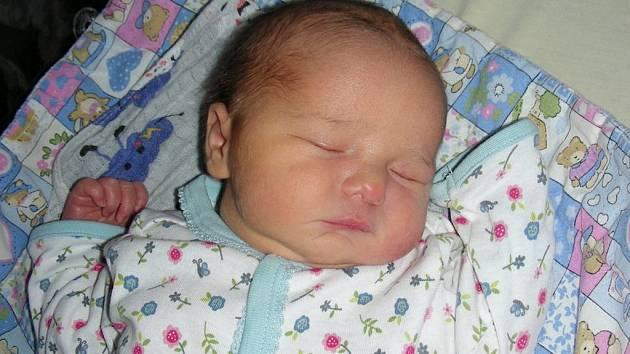 S pěknou váhou 4,03 kg a mírou 51 cm se 30. září 2019 narodil Samuel, syn Martiny a Radovana.