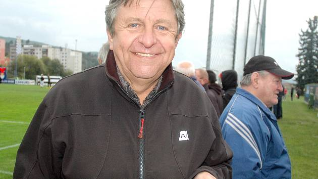 Hynek Foltýn patří k pravidelným hráčům Tip ligy.