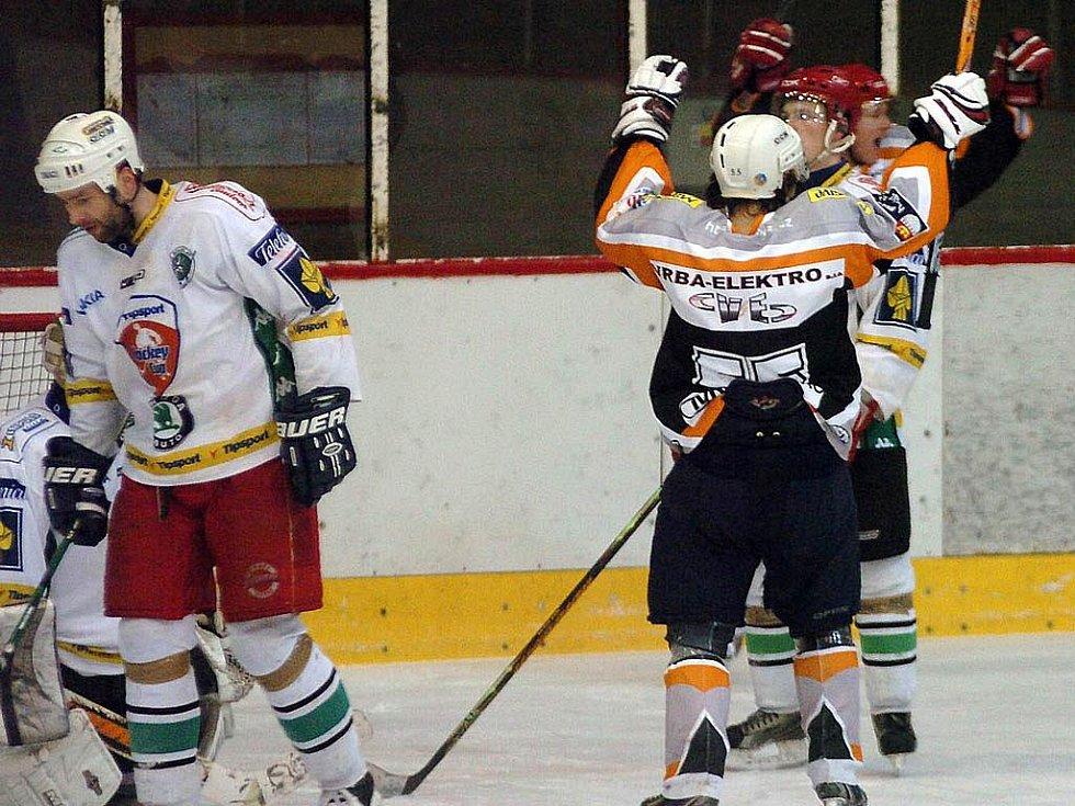 Play off: Mladá Boleslav B - Králův - Dvůr 4:1