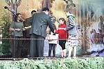 Obrázky vítězů byly vydraženy a finanční obnos za ně obdrží ústav pro postižené děti.