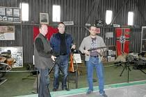 Army muzeum Zdice zahajuje sezónu