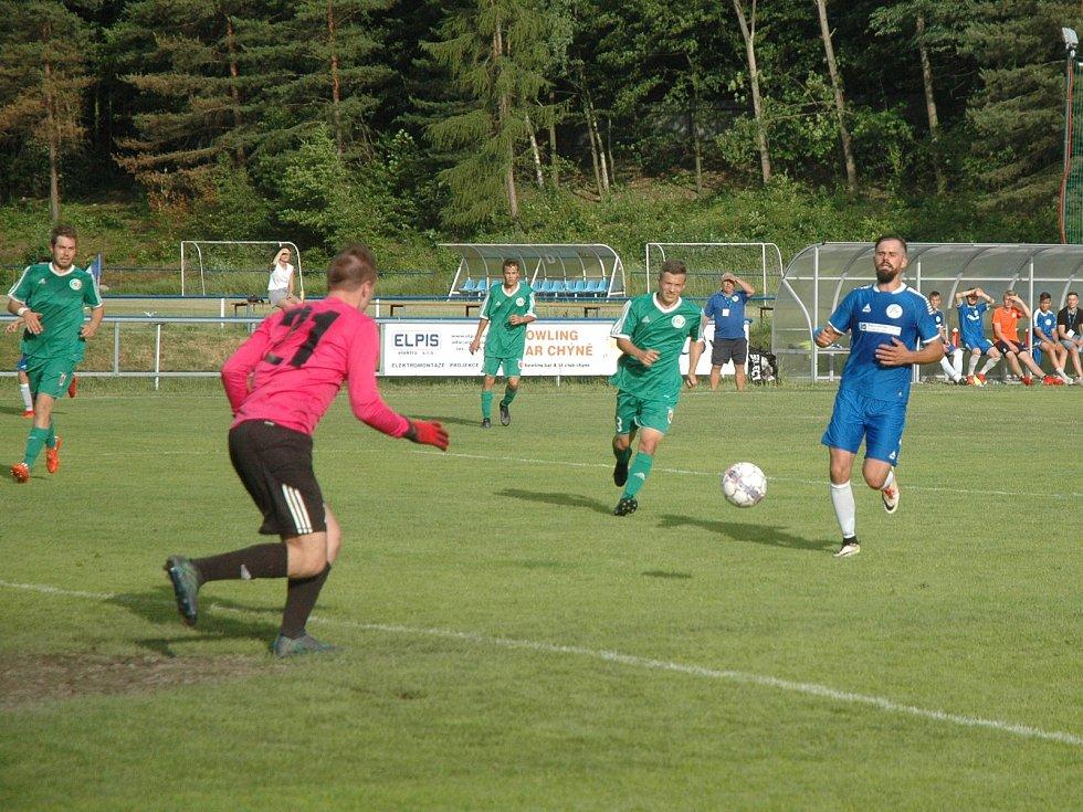 V derniéře podlehlo Hořovicko Sedlčanům 0:1. Před zápasem se představila domácí starší přípravka coby vítěz okresního přeboru.