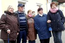 Svaz tělesně postižených v Hořovicích - pobyt ve Františkových lázní