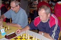 Hostomický šachový turnaj - blesková hra