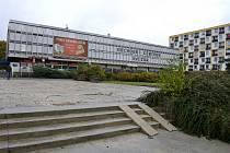 Současný stav centra berounského sídliště