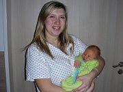 MANŽELÉ Lucie a Josef z Prahy – Radotína si přáli, aby se jejich prvorozený syn Josef Zeithamer narodil v pátek. Josífek toto přání rodičům splnil a přišel na svět 26. ledna 2018. Chlapečkovy porodní míry byly 48 cm a 3,45 kg.
