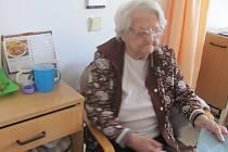 Volby 2016 v domově důchodců Zdice
