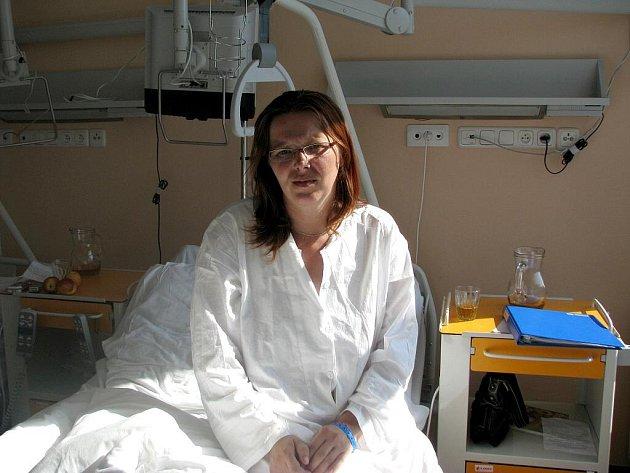 Maminka Gábinky o svém těhotenství nevěděla.